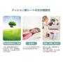 壁紙シール3D立体クッション壁シート(ホワイトブリック1枚販売)