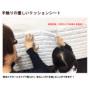 壁紙シール3D立体クッション壁シート(ホワイトブリック25枚販売)