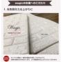 壁紙シール3D立体クッション壁シート(ホワイトブリック50枚販売)